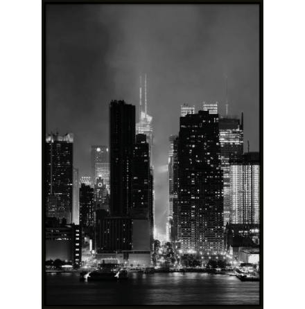 New York City Light, Poster