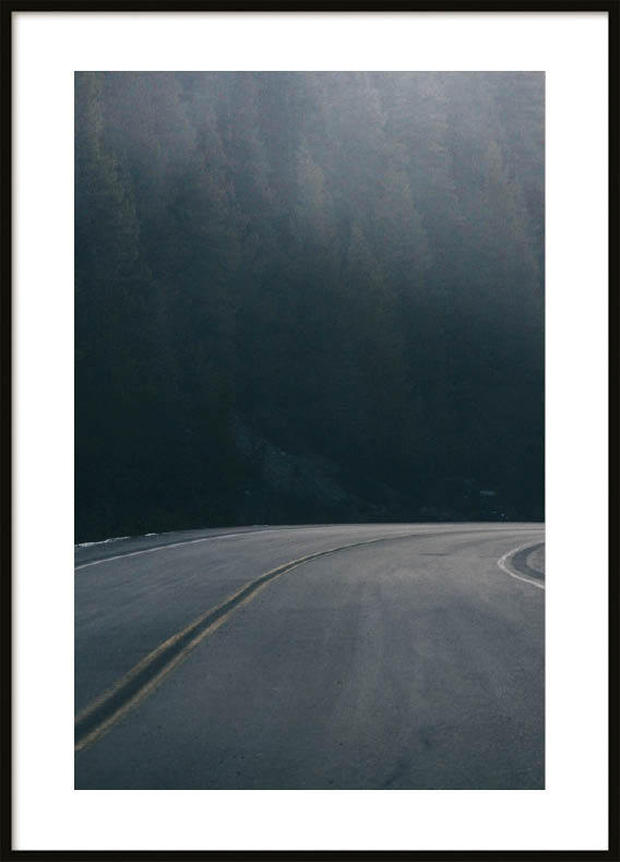 Poster, Road