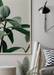 Poster, Green Plant