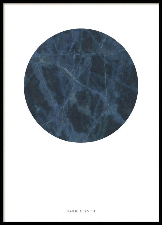 MARBLE NO19, POSTER